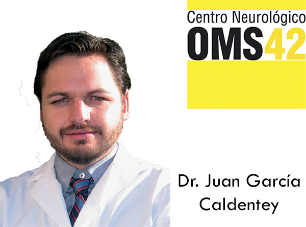 3 CONSULTAS AL DR. JUAN GARCÍA CALDENTEY  Neurólogo de OMS42